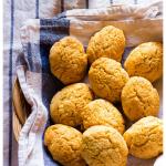 Milk Cookies (biscottoni)