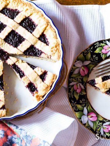 Crostata (Jam Tart)-feature