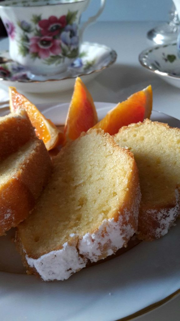 Vegan Orange Bundt Cake Recipe