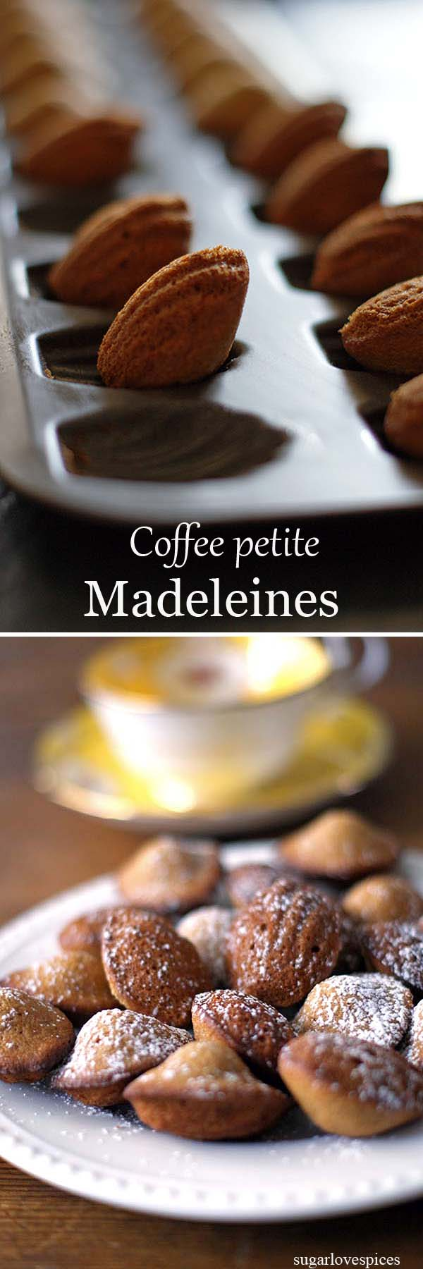 Coffee-petite-madeleines