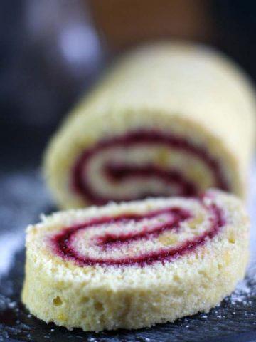 raspberry jam swiss