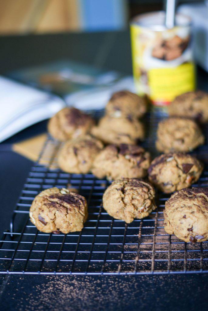 vegan chocolate chips cookies