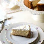 Lemon Ricotta Cheesecake