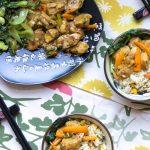 Curry Coconut Seitan