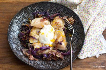 Potato Cheddar Vareniki