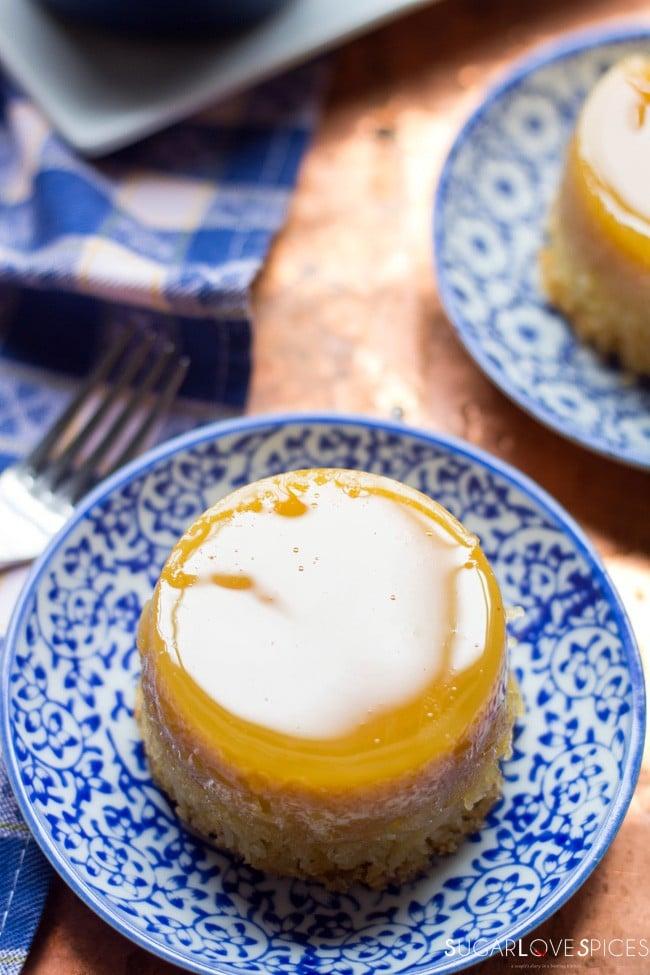 Quindim, a Brazilian Dessert