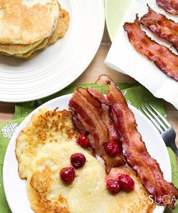 Swedish Potato Pancakes