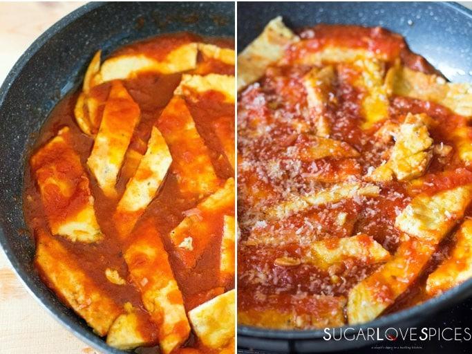 Fake Tripe in Tomato Sauce