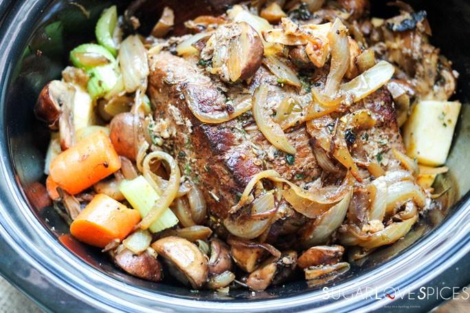 Slow Cooker Succulent Pot Roast
