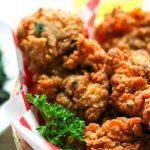 Best Buttermilk Fried Chicken-closeup
