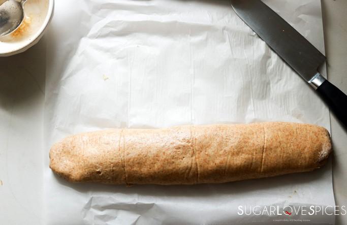 Salted Butter spiced apple brioche rolls-the roll