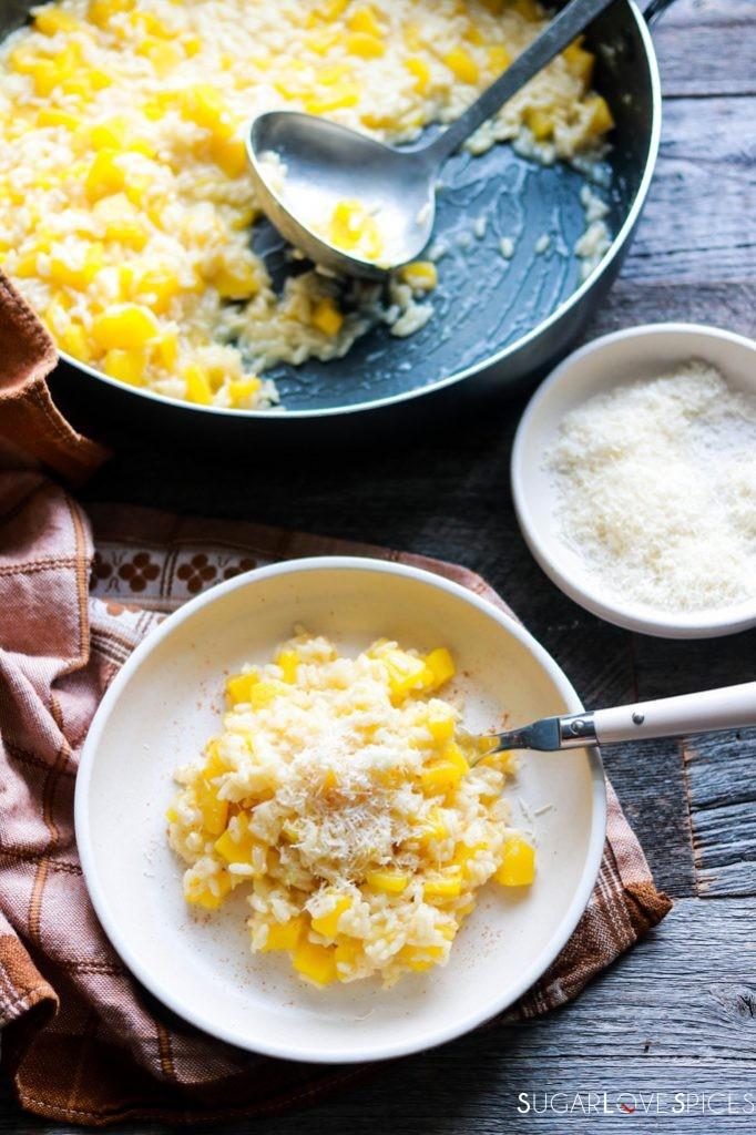 best squash risotto recipe