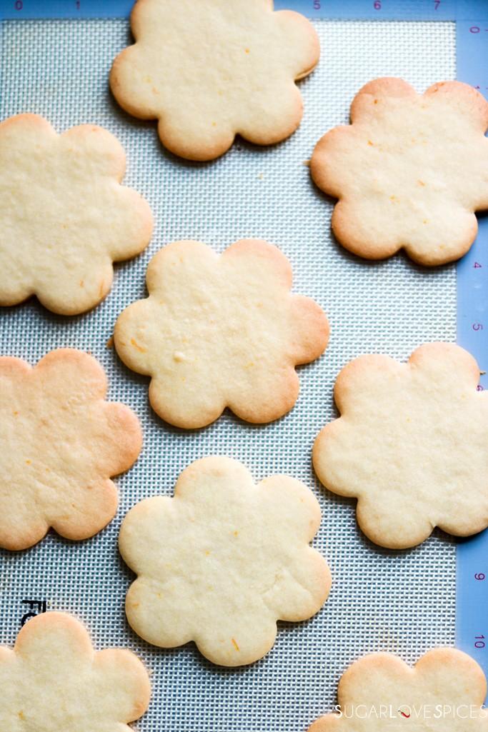 Ciambelline Sarde (Sardinian Sandwich Cookies)-bottom cookies