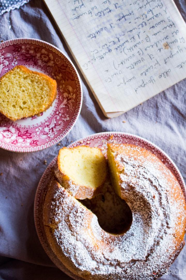 Ciambella allo yogurt (Easy Yogurt Cake)-notebook