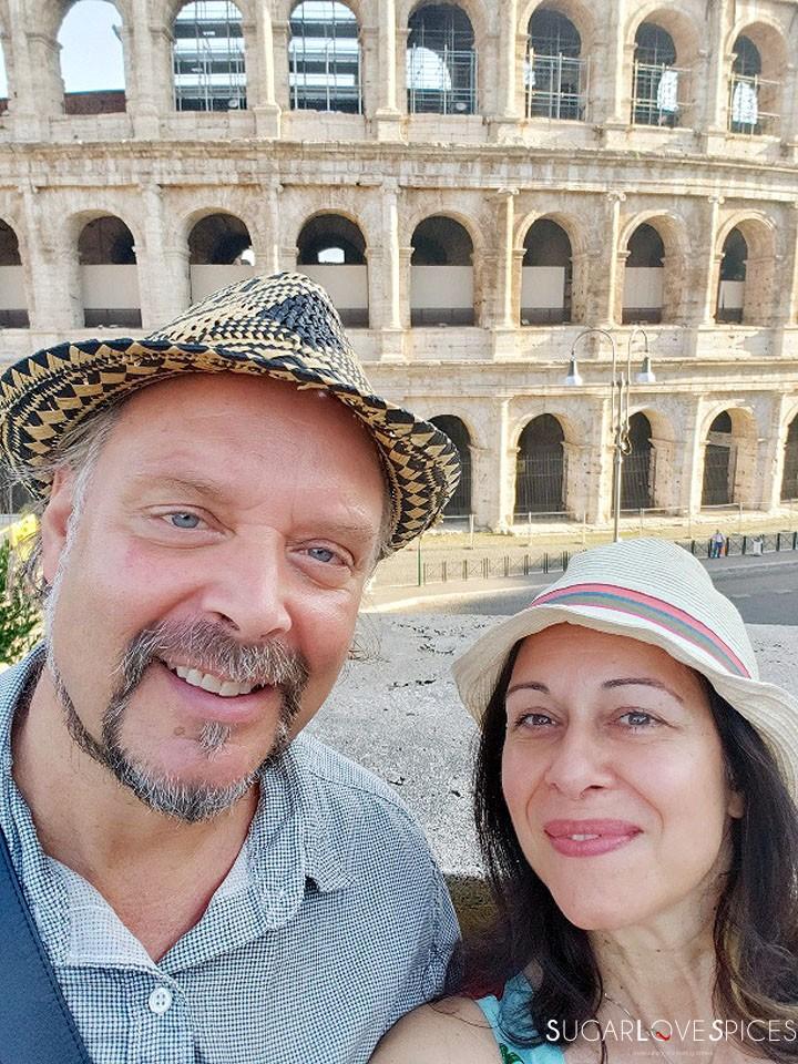 When in Rome, Roma Antica Tour14