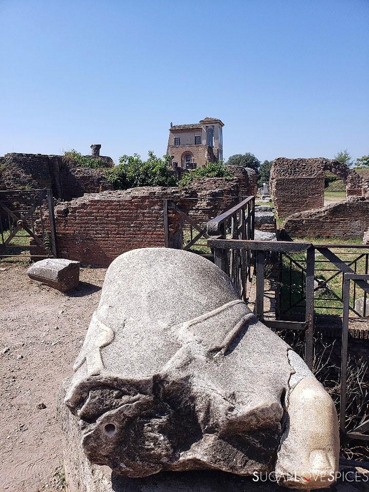 When in Rome, Roma Antica Tour15