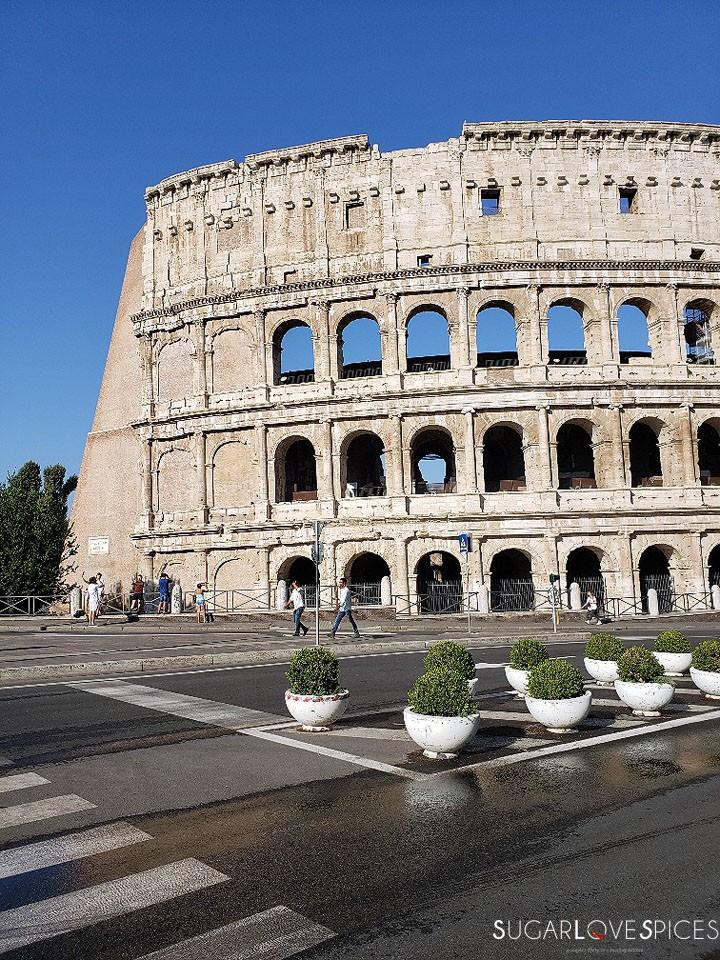 When in Rome, Roma Antica Tour17