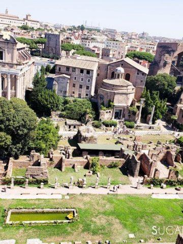 When in Rome, Roma Antica Tour5