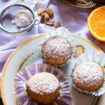 Easy Almond Orange Muffins
