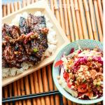Korean-style Shortribs on Rice