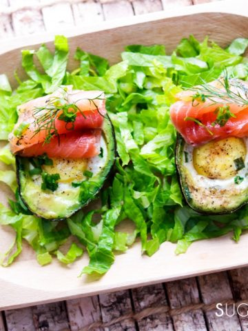 Aguacate Relleno-Stuffed Avocado-on the board feature