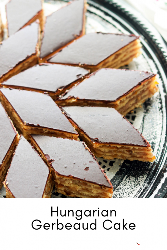 Hungarian Gerbeaud Cake (1)