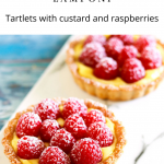 crostatine crema e lamponi-pinterest image